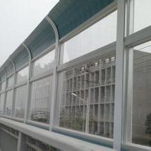 黄冈市声屏障 交通隔声声屏障 交通降噪隔音屏