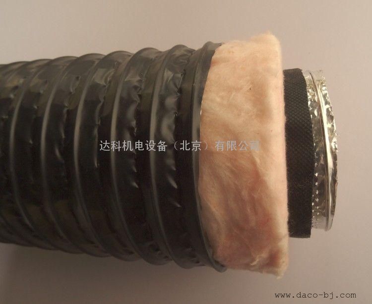 DEC-CXIA新风空调机组双螺旋消音软管