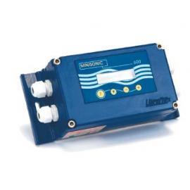 法国优创在线安装超声波流量计MINISONIC-600
