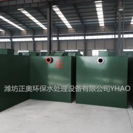 HMN-3T营口小型屠宰场污水处理设备专业解答