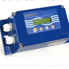 法国优创在线安装超声波气体流量计MINISONIC-G