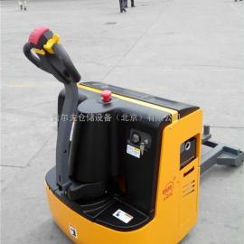 西林北京总代理QDD25 电动牵引车牵引车头 步行式牵引车
