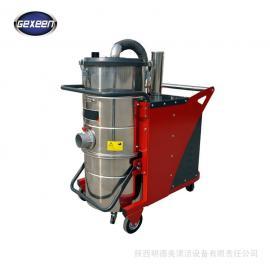 西安工业吸尘器 陕西工业工厂车间大功率吸尘器设备旋风除尘器