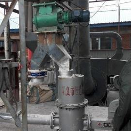 垂直HD低压散装水泥输送设备/散装水泥输送系统