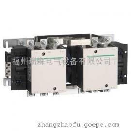 施耐德换向接触器LC2F185应用于分断正常启动的鼠笼电机