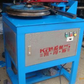 供应51型凯得斯牌电动弯管机平台弯管机响应速度高厂价直销
