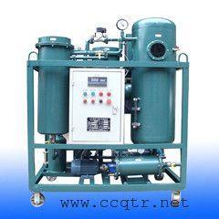 ZJC-80汽轮机透平油在线净油设备脱水破乳化真空滤油机