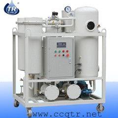 汽轮机油脱水滤油机 汽轮机油真空滤油机含水量100ppm