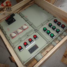 BXQ-63A立脚式防爆动力电磁启动配电箱泵机电动机控制箱