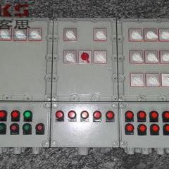 BXM53-T4K防爆照明配�箱_4回路�T�X外�し辣�照明配�箱