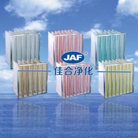 北京袋式中效气体过滤器防静电滤材无尘厂透风系统预过滤