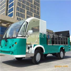 供应济宁6桶电动环卫车,8桶垃圾驳运车价格,酒店垃圾保洁车图片