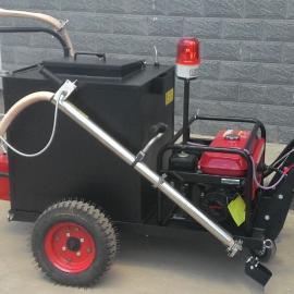 我公司生产的灌缝机,效率高