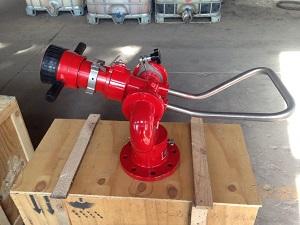 消防水炮图片说明PS30-50