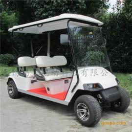 厂家直销上海4座电动观光车,四轮高尔夫球车,街道巡逻电瓶车