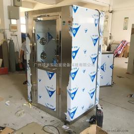2016新设计单人双吹风淋室不锈钢风淋室厂家直销非标定制