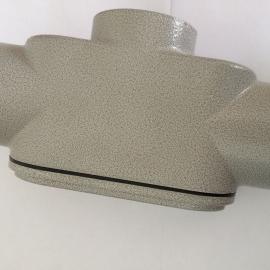 铝合金防爆弯通穿线盒|铸钢直通穿线盒|不锈钢过线盒|