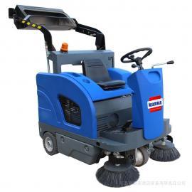 工厂厂房车间扫地车 电动地面清扫车
