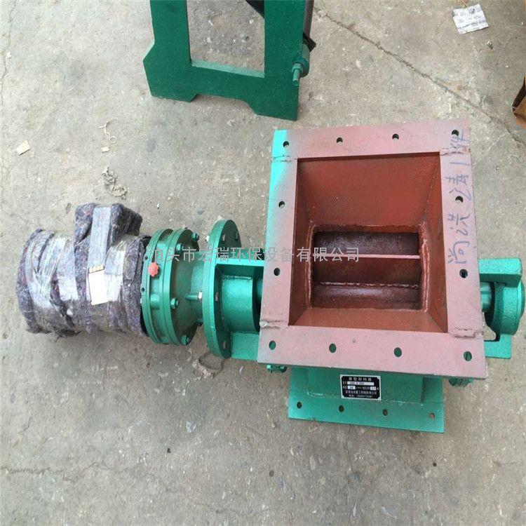 卸灰阀电动叶轮给料机图片