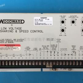 伍德沃德电子调速器2301A调速控制器9907-018