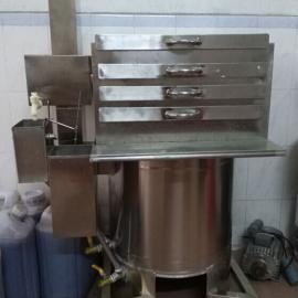 北京三抽式高压节能肠粉炉价格,一抽一份的正规肠粉炉变