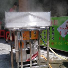 柳州做肠粉用北京特色河槽肠粉机,颠大钵出粉更超薄嫩滑