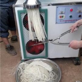 韩城市自熟米粉机,鸿睿机械,多功能自熟米粉机多少钱一台