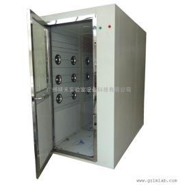双人双吹风淋室厂家定制专人安装双人双吹风淋房无尘车间专用