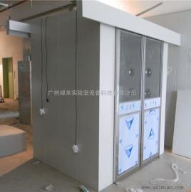 厂家低价促销手动门货淋室自动双开门货淋室负责安装货淋通道