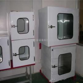 标准传递窗 机械互锁 电子厂空气净化设备厂家