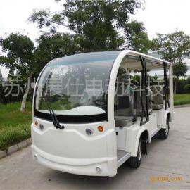 徐州盐城8座电动观光车 旅游景区参观车 校园四轮代步车
