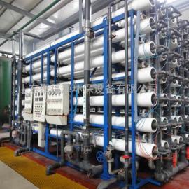 厂家直销 原水处理设备 水处理设备 反渗透设备 海水淡化设备