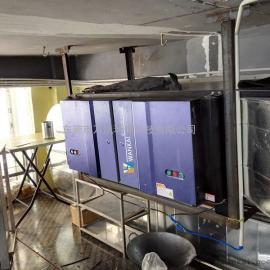 重庆 静电油烟处理设备 烧烤油烟净化器 厨房排烟净化器