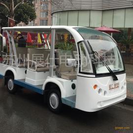 上海8座电动观光车 景区游览车 旅游四轮代步车厂家直销