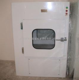 风淋传递窗 机械互锁专业传递箱净化箱