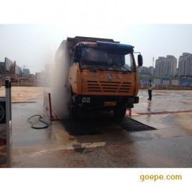 供应北海工地洗车设备、泥土车自动冲洗台厂家