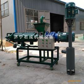 若成生产RC-200型牛粪脱水机