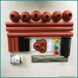 安徽厂家供应热缩电缆终端头10KV三芯户外电缆头