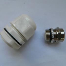 福莱通M20*1.5尼龙电缆固定头 IP68防水防尘电缆格兰头