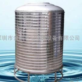 深圳组合式圆柱形太阳能保温水箱