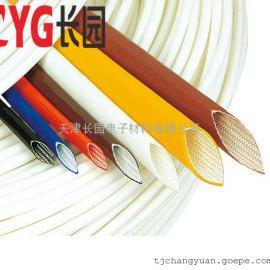 CB-SRS1硅橡胶玻璃纤维(内纤外胶)套管