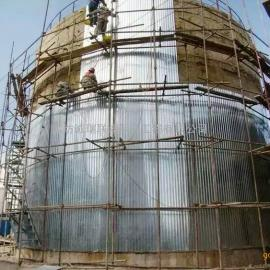保温防腐施工资质 铁皮保温工程