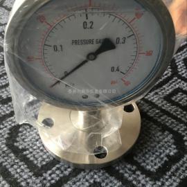 商华供应Y-100B不锈钢压力表