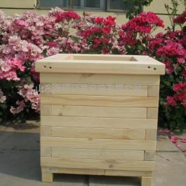 平度花箱 平度木质花箱厂家 平度绿化种植箱款式 青岛-山东花盆价格