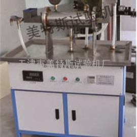 全自动塑料排水板纵向通水量测定仪(立式排水板通水仪)