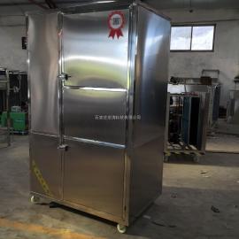 石家庄宏涛厂家销售小型热泵烘干机不锈钢箱体可定做带烘房