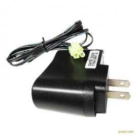 3-4串镍氢电池组智能充电器6.4V 0.6A