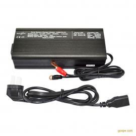 磷酸铁锂电池充电器72V 6.5A 18串锂电池组充电器