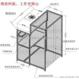 专业订做可移动式洁净棚 无尘车间 FFU高净化无尘室