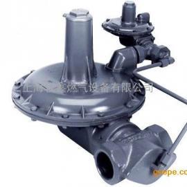 上海供应1800PFM减压阀天然气调压器美国埃默科